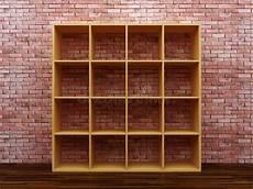 scaffale per libri scaffale per libri vuoto immagine stock immagine di