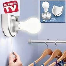 Small Stick On Lights New Wonder Bulb Wireless Stick On Wall Lamp Night Light