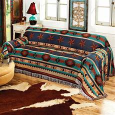 Western Sofa Cover 3d Image by Turquoise Desert Sofa Cover In 2019 Sofa Covers Home