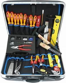 Elektriker Werkzeug Satzzuhause by Famex 636 10 Elektriker Meister Werkzeugsatz 35 Tlg In