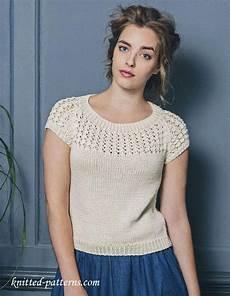 knitting summer summer top free knitting pattern pleten 237 h 225 čkov 225 n 237 a