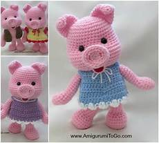diy miniature crochet animals free patterns home