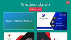 Plantillas Para Tarjetas De Presentacion Dise 241 O Tarjeta De Presentaci 243 N Visita Gratis For Android