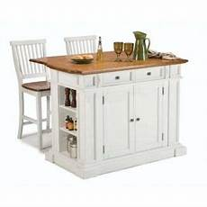 The Randall Portable Kitchen Island With Optional Stools Portable Kitchen Islands With Breakfast Bar For 2020