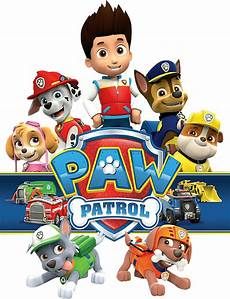 Paw Patrol Sofa For Png Image pawpatrol with logo png transparent paw patrol clipart png