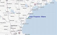 Cape Porpoise Tide Chart Cape Porpoise Maine Tide Station Location Guide