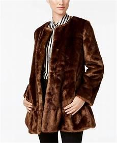 womens fur coats clearance kte kate spade new york faux fur coat reviews coats