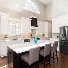white kitchen cabinets with white backsplash modern white gray subway marble backsplash tile