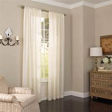 Target Light Filtering Curtains Eclipse Chelsea Uv Light Filtering Sheer Window Curtain