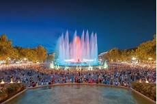 Barcelona Night Light Show Best Fountains In Europe Europe S Best Destinations