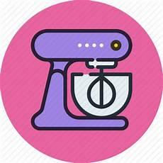 kitchen kitchenaid mixer stand icon