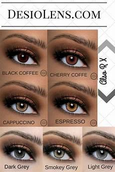 Light Brown Contact Lenses For Dark Eyes Desio Contacts Eye Lens Colour Contact Lenses For Brown