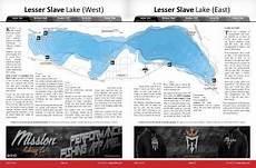 Lesser Lake Alberta Angler S Atlas