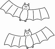 bat coloring pages to and print for free