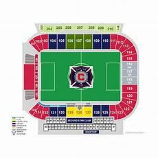 Seatgeek Stadium Seating Chart Seatgeek Stadium Bridgeview Tickets Schedule Seating