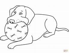 labrador retriever coloring page free