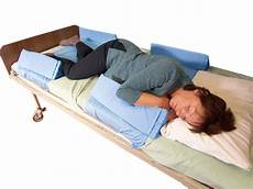bed side wedges safety and mobility