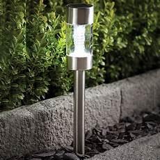 Cole Bright Solar Garden Lights Cole Amp Bright Solar Stainless Steel Marker Light Solar