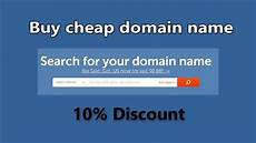 Buy A Domain Name Cheap How To Buy A Domain Name At Cheap Cost Purchase A Domain