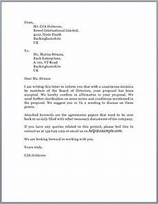 Contoh Appeal Letter Sample Proposal Acceptance Letter Free Sample Letters