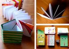 How To Make A Booklet Diy Delight Three Ways To Make A Book Brightly