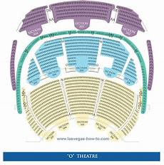 Las Vegas O Show Seating Chart Cirque Du Soleil O Seating Chart Lasvegashowto Com