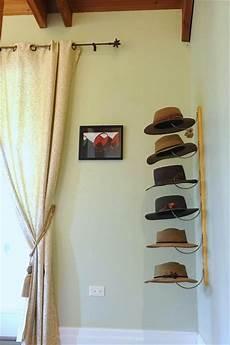 Hat Hanger Ideas 14 Diy Hat Racks Diy To Make