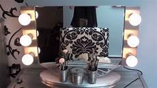 Vanity Girl Hollywood Starlet Lighted Tabletop Vanity Mirror Vanity Girl Hollywood Mirror Review Amp Amp Hayworth Vanity