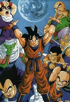 Anime Designer Dragon Ball Z Dragon Ball Z Anime Japanese Anime Wiki Fandom