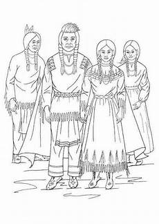 Ausmalbilder Indianer Pdf Indianer 20 Ausmalbilder Resimler