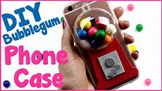 diy crafts how to make a bubblegum phone easy diy