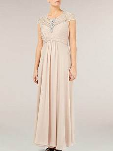 sleeve maxi capped jacques vert capped sleeve maxi neutral house of fraser