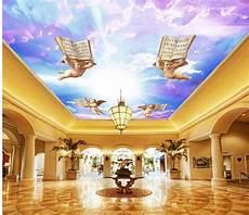 aliexpress buy 3d ceiling murals wallpaper european