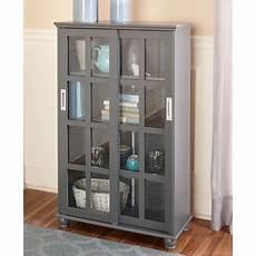 sliding glass door storage cabinet walmart