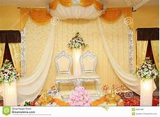 malay wedding stage royalty free stock image image 28587696