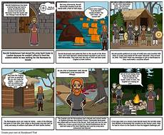 How To Do A Storyboard The Battle Of Stamford Bridge Storyboard By Osheaaway