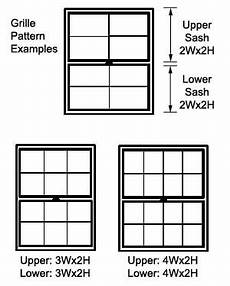 Standard Replacement Window Size Chart Standard Size Double Hung Windows Tcworks Org