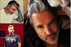 coole frisuren graue haare männer mens hairstyles hairstyles 2016 hair colors and haircuts