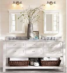 One Light Fixture Over Two Mirrors 60 Quot Double Vanity What To Do With Mirrors And Lighting
