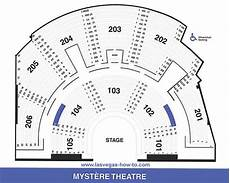 Treasure Island Theater Seating Chart Mystere Las Vegas Cirque Du Soleil Mystere Mystere At
