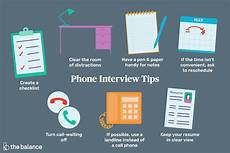 Should I Call After An Interview Get Some Great Phone Interview Tips