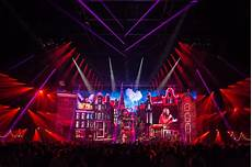 Dome Arena Light Show Ziggo Dome Arena Emea Amp Apac