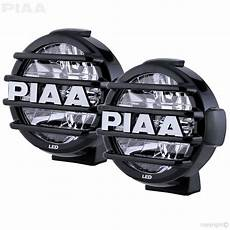 Piaa Driving Lights Piaa Lp570 7 Quot Led Driving Light Kit Sae Compliant 05772