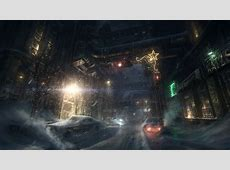 Amazing Looking New Batman: Arkham Origins Screenshots And