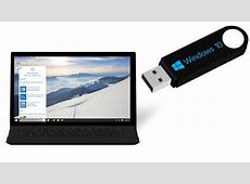 How to make a Bootable USB Drive for Windows 10   Innov8tiv