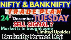 Nifty Option Premium Chart Bank Nifty Amp Nifty Tomorrow 24th December 2019 Daily Chart