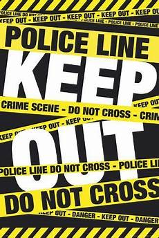 Crime Poster Design Keep Out Crime Scene Posters At Allposters Com