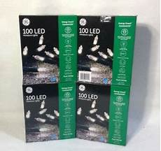 Ge Energy Smart Led Net Lights 4 Packs Ge Energy Smart 100 Light 33 Ft Led Pure White