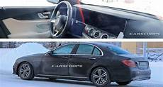 2020 mercedes e class facelifted 2020 mercedes e class gives us our