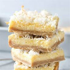 desserts coconut buttery coconut bars real housemoms